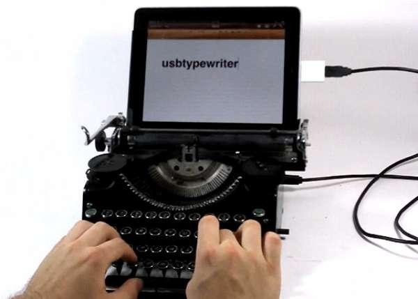 Typewriter Computers
