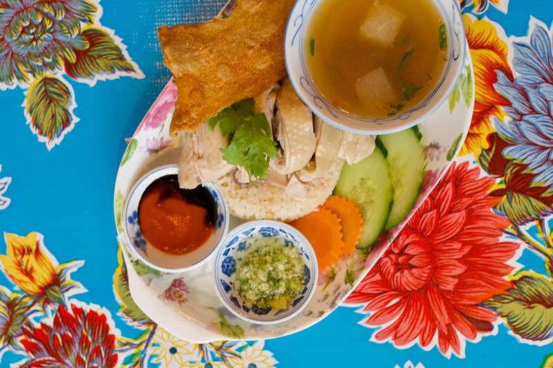 Colorful Hainanese Eateries