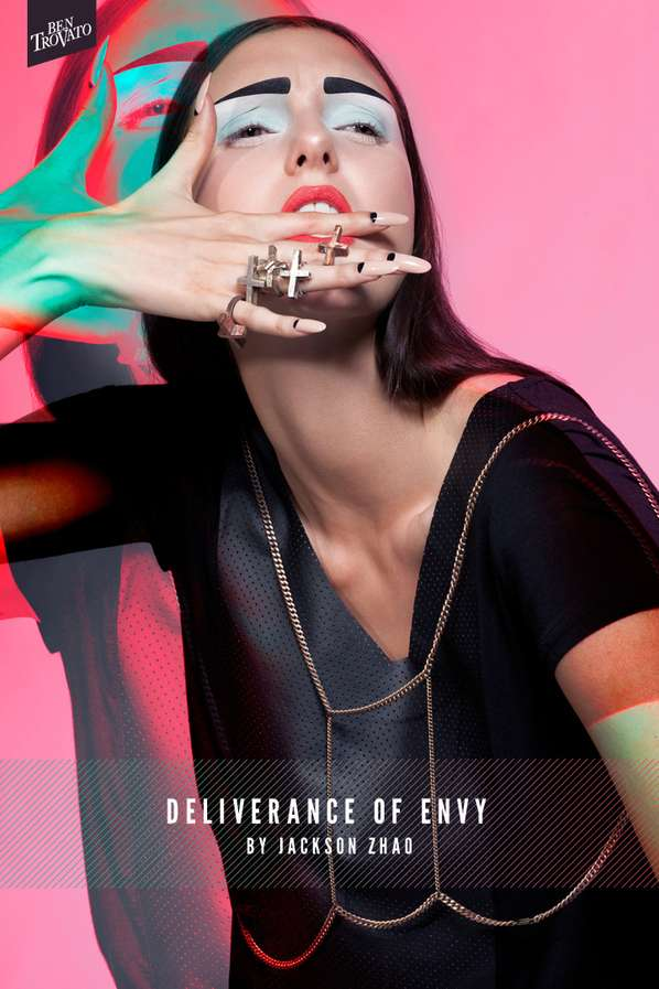 Jackson Zhao Deliverance of Envy