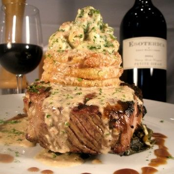 Spring-Embracing Steakhouses