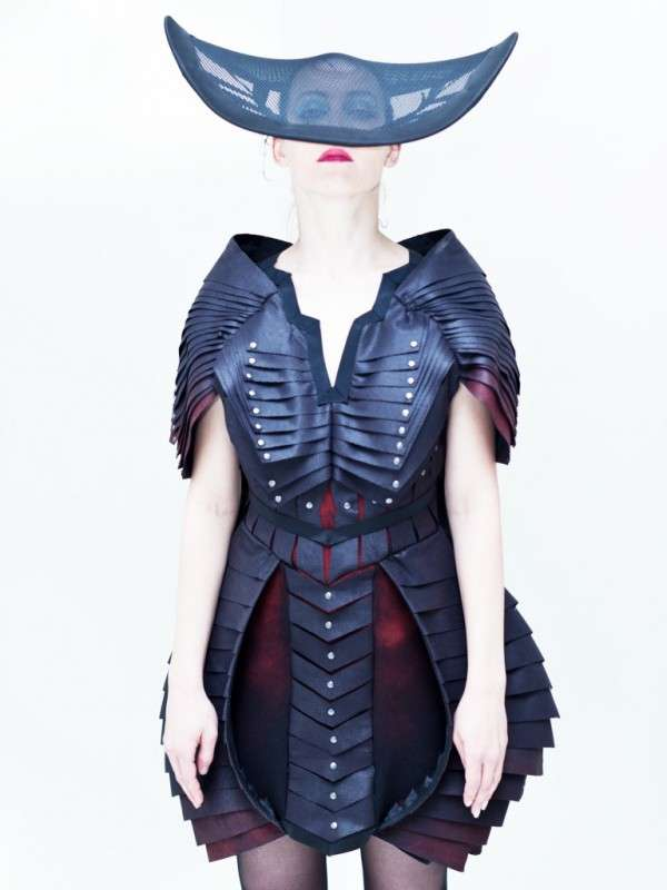 Feminine Insectified Couture