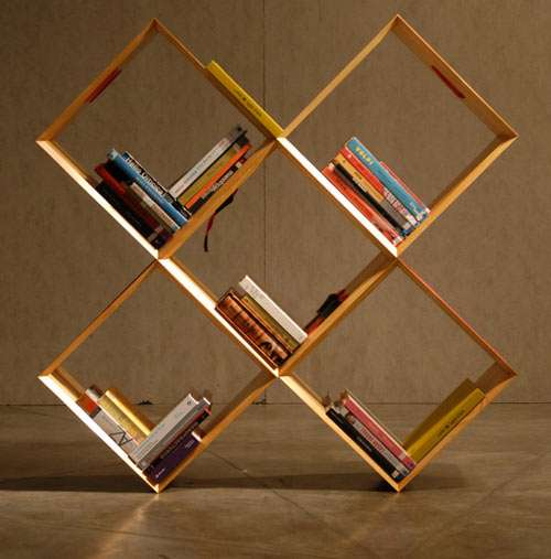 jacob bookcase