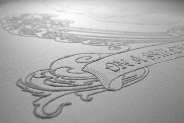 Paper Tattoo Art