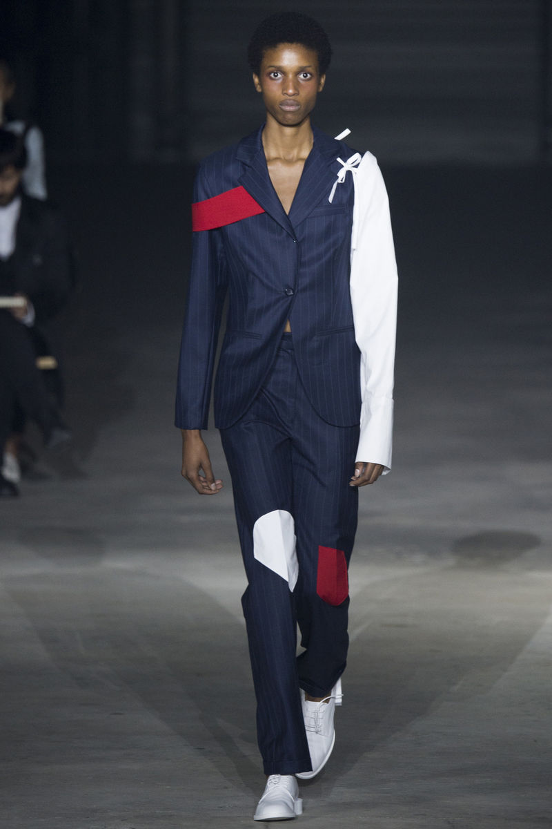 Contemporary Deconstructed Fashion