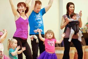 Family-Friendly Dance Classes