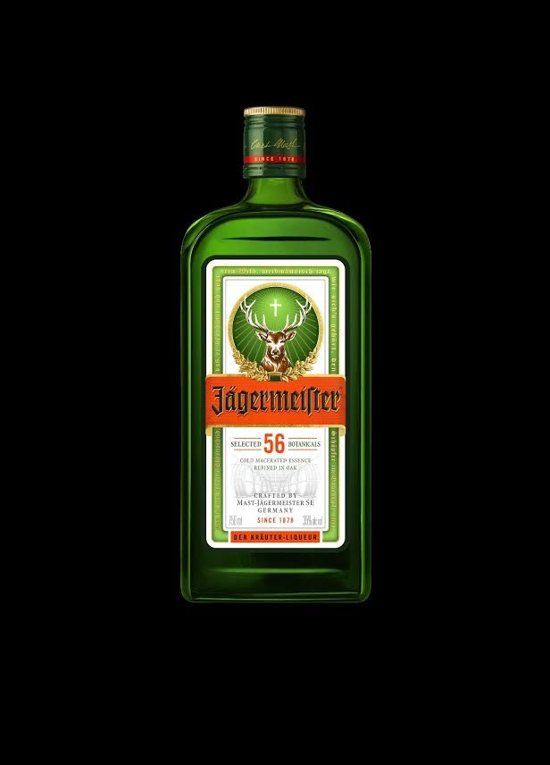 Iconic Liquor Bottle Redesigns