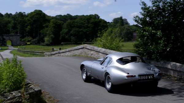 Jaguar E Type 1964