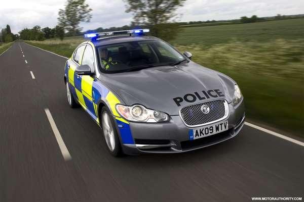 Classy Cop Cars