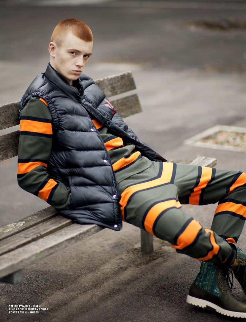 Jake Shortall for Dust Magazine
