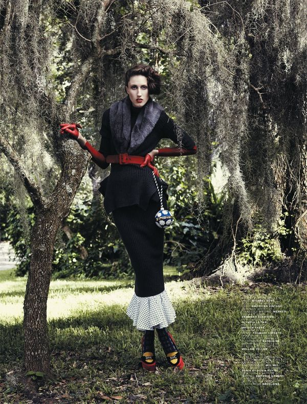 Elegantly Mysterious Editorials
