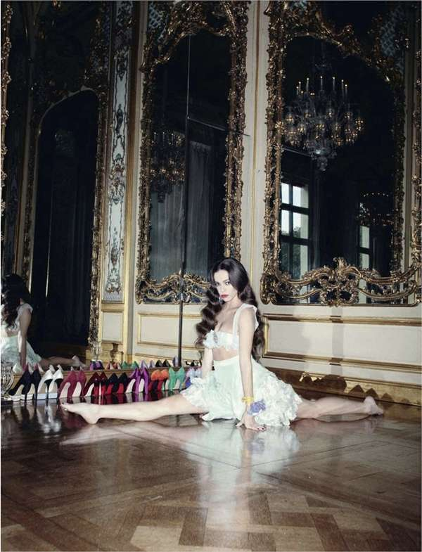 Jalouse Magazine 'Prom Ball, Walk of Shame'