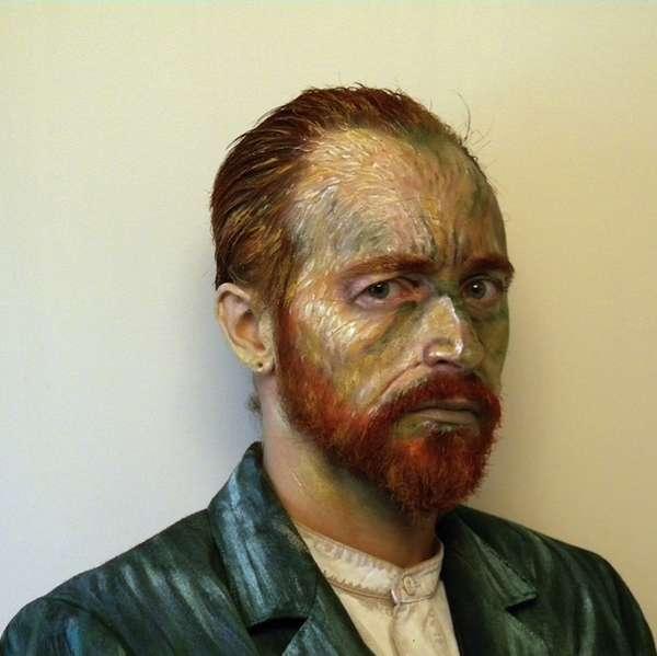 Hyperreal Artist Portraits