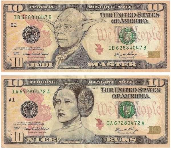 Iconic Money Interpretations