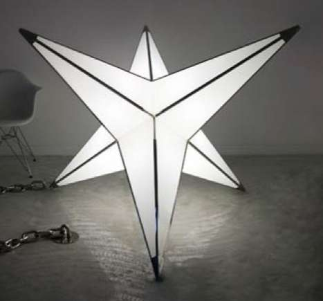 Spiky Sculptural Lighting
