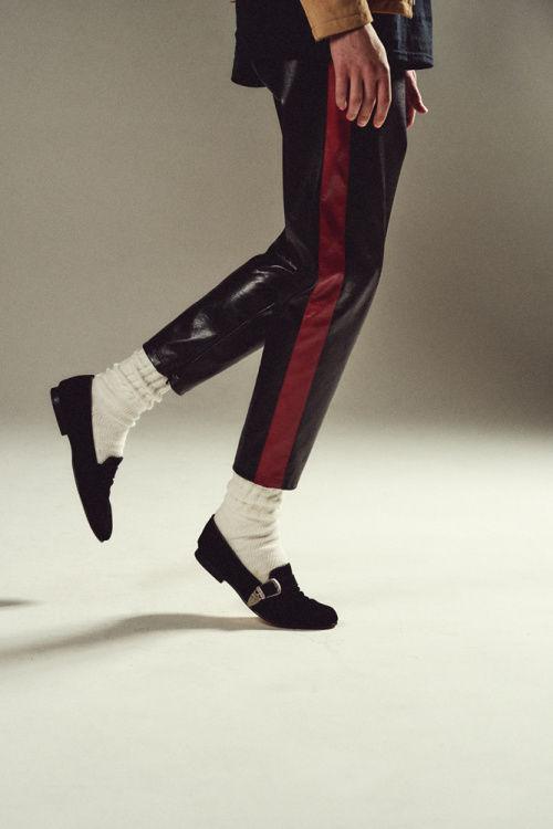 Pop King-Inspired Menswear