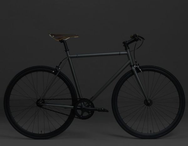 Vintage-Inspired Ninja Bicycles