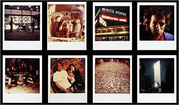 Per Diem Polaroids