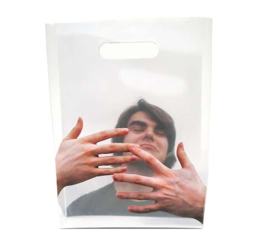 'Carrier' Bags by Jamie Wieck
