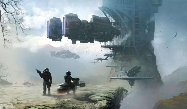 Sci-fi Fantasy Wars