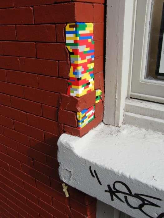 Lego Street Repairs