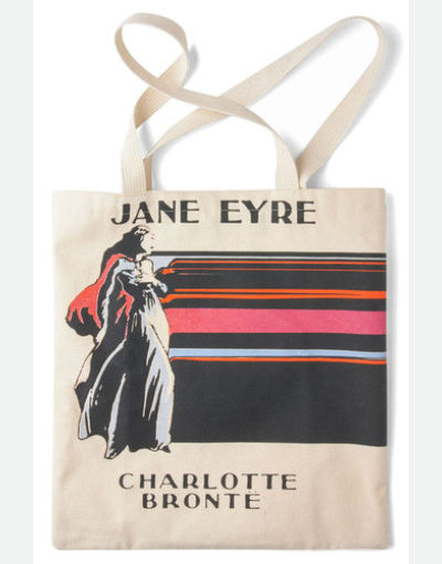 Classic Literary Beach Bags
