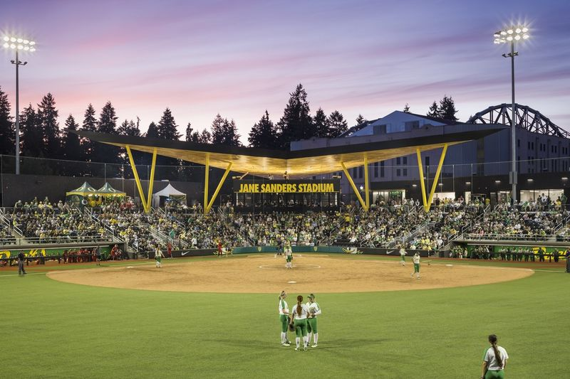 Sharp Softball Stadiums