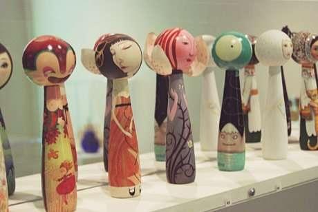 Custom Kokeshi Collections