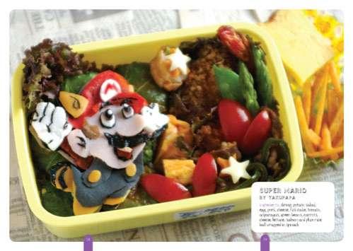 edible cartoons face food bento boxes. Black Bedroom Furniture Sets. Home Design Ideas