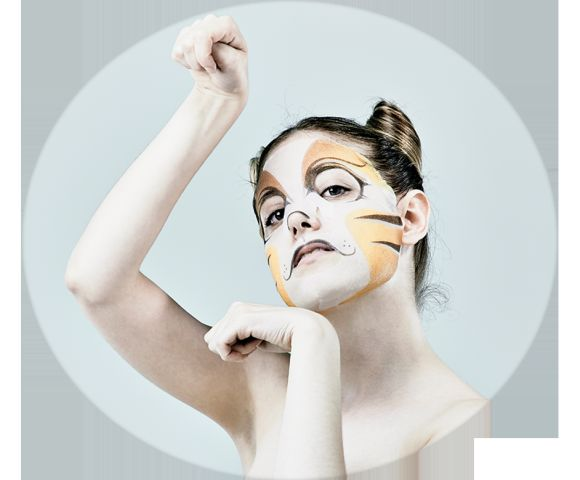 Feline Face Masks