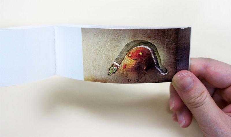 Secret Compartment Flip Books