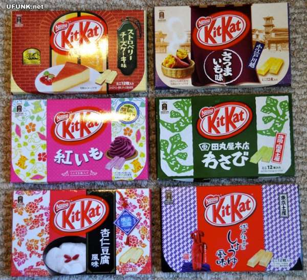 Japanese Kit Kat