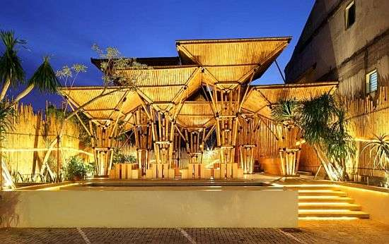 Sustainable Noodle Huts