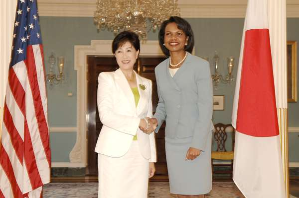 Female Politicians in Asia