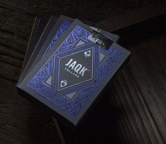 Moody Metallic Cards