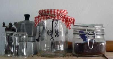 Jar Clocks