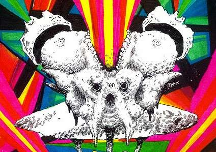 Technicolor Terror Art