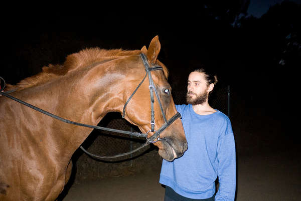 Jared Leto for Terry Richardson