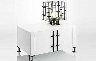 Creative Caged Furniture