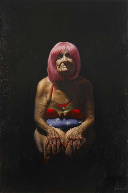 Peculiar Elderly Portraits (UPDATE)
