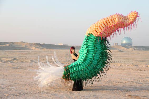 Gigantic Balloon Sculptures
