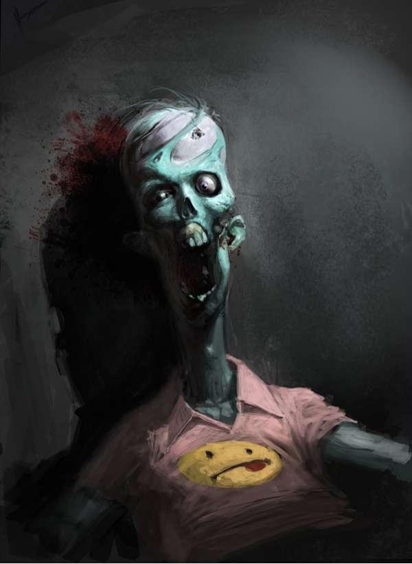 Ghoulish Headshots