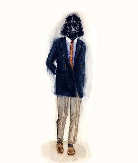 Jason Woo Star Wars Fashion