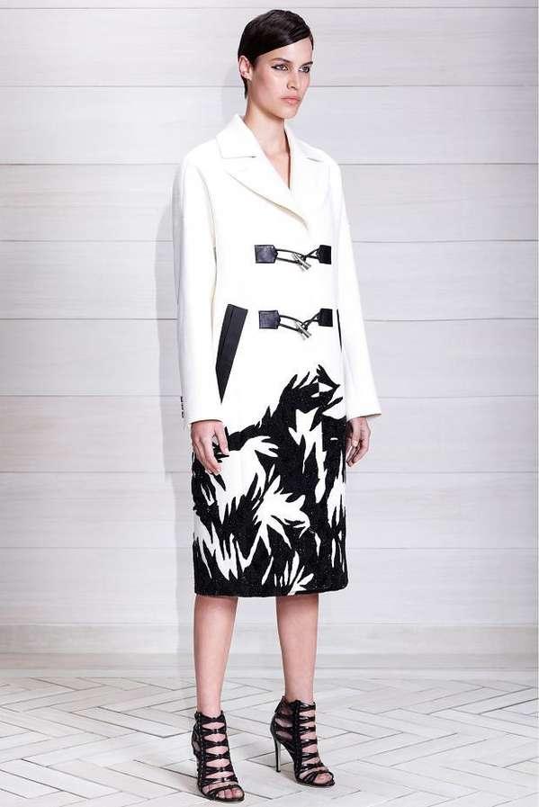 Subdued Tropical Fashion