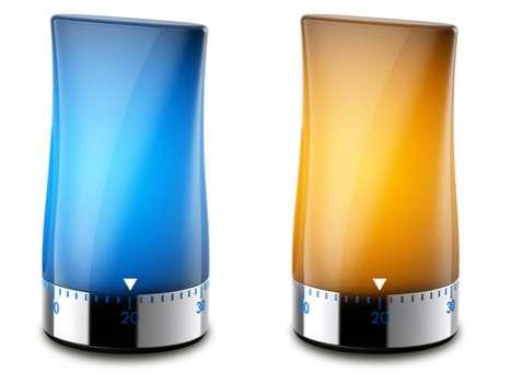 Wind-Up Bedside Lamps
