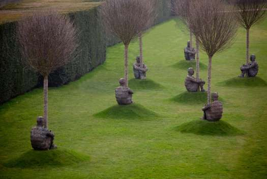 Human Form Art Installations