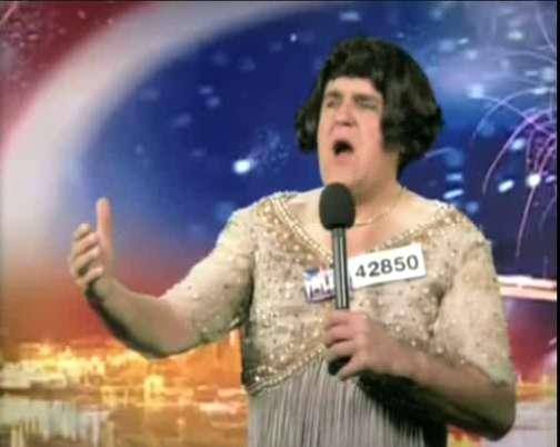 Singing Talk Show Hosts
