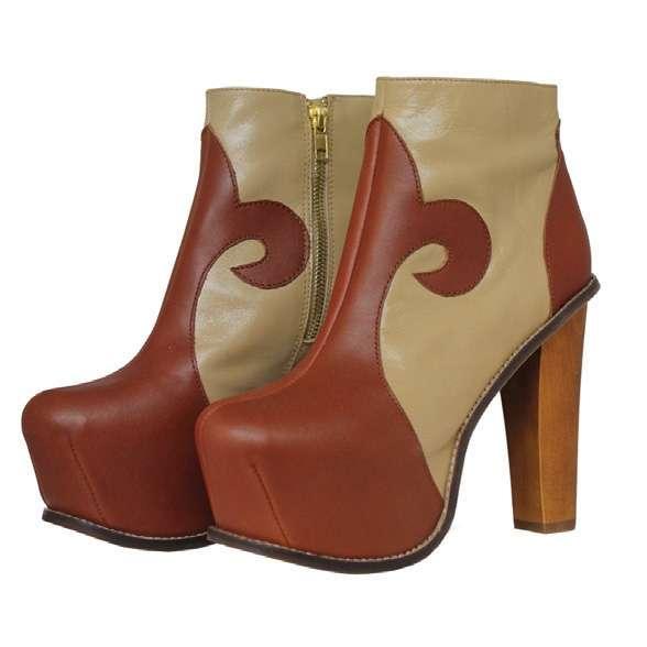 Platform Cowboy Boots