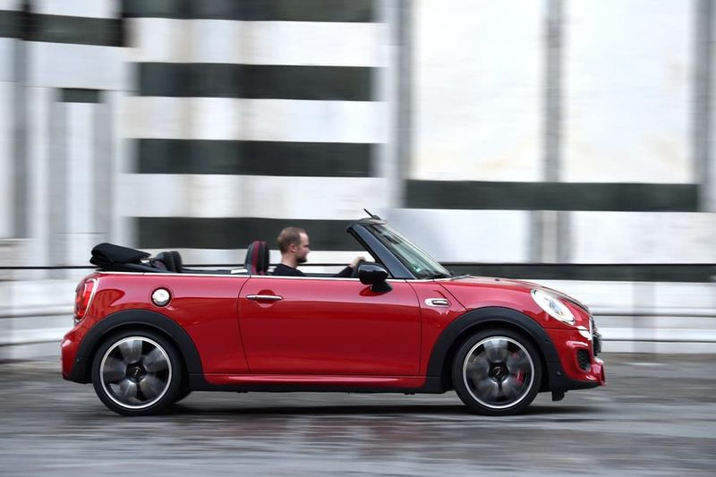 Turbocharged Compact Convertibles