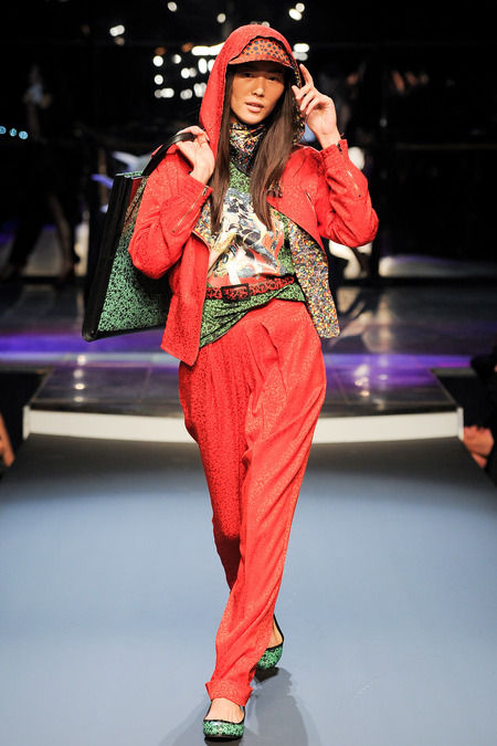 Scintillating Dance-Inspired Fashion