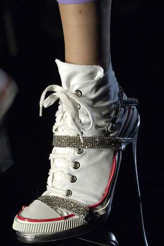 Jean Paul Gaultiers 2007 Shoe Collection